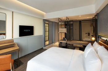 PORTA by The Ambarrukmo Yogyakarta - Premiere Double Room Only Regular Plan