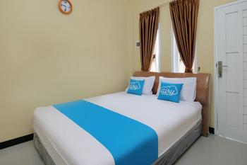 Airy Eco Gunungsari Ulu Beler Gang Rahmat 23 Balikpapan - Standard Double Room Only Regular Plan