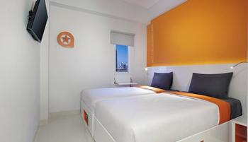 Starlet Hotel Gading Serpong - Superior Twin Room Only Regular Plan