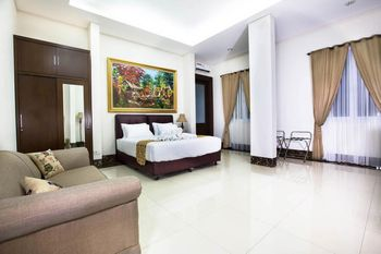 Artee Resort & Convention Center Puncak - Bridal King Suite  Regular Plan