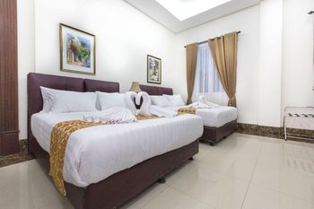Artee Resort & Convention Center Puncak - Deluxe 2 Queen Regular Plan