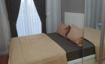 Kenzie Pratama @ Apartment Center Point Bekasi - Studio Room Regular Plan