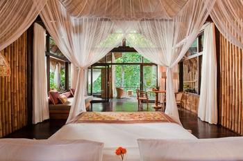 Fivelements Puri Ahimsa Bali - Riverfront Suite Room - Room Only save 20%