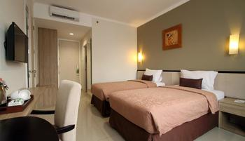 Emersia Malioboro Hotel Jogja - Deluxe Room Only 3 Nights Package