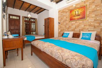 Airy Malioboro Sosrowijayan 76 Yogyakarta Yogyakarta - Family 4 Room with Breakfast Special Promo 5