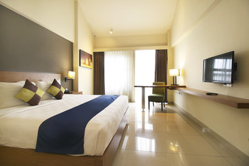 DAERA Discovery Ancol Jakarta Jakarta - Superior Double Room Only Special Promo 24