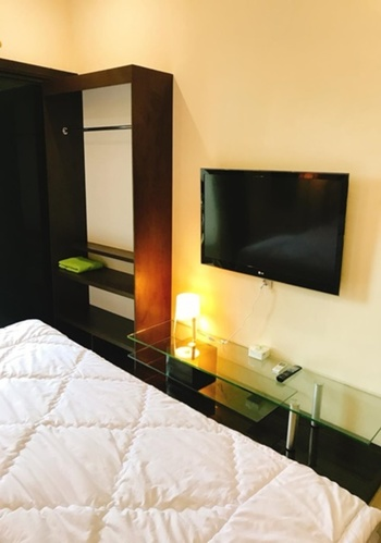 Halona Residence Banyumas - Balcony Room Only Regular Plan