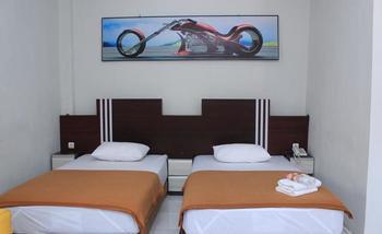 Shanrilla Hotel Tasikmalaya - Standard Twin Regular Plan