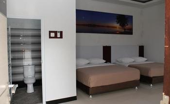 Shanrilla Hotel Tasikmalaya - Superior Twin Regular Plan