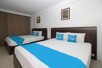 Airy Sanur Bypass Ngurah Rai 41 Bali - Family Room Only Regular Plan