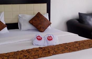 NIDA Rooms Cianjur Kampung Babakan Tangkil - Double Room Double Occupancy NIDA Fantastic Promo