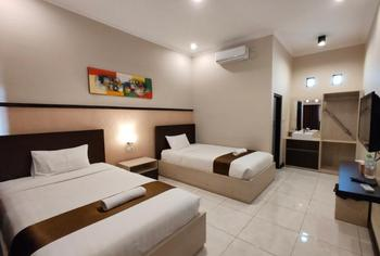Hotel Orizatha Lombok - Standard Deluxe Twin Room Only WIP WIP HURA