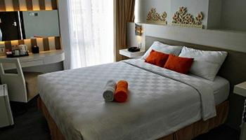 Edelweiss Hotel Jogja - Superior - Room Only Regular Plan
