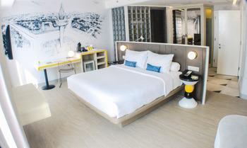 Yello Hotel Harmoni Jakarta - Yello Suite Room Regular Plan