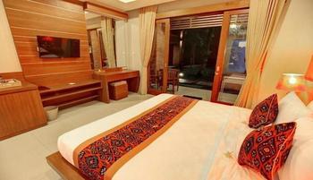 Gana Ubud Hotel & Restaurant Bali - Duluxe Room Dengan Bathtube Last Minute