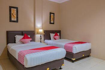 OYO 665 Namora Residence Jakarta - Standard Twin Room Regular Plan