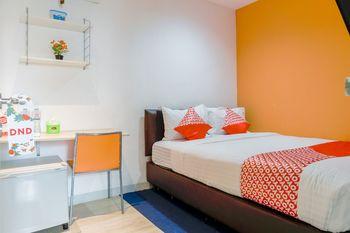 OYO 1199 Orienchi Room Jakarta - Deluxe Double Room Regular Plan