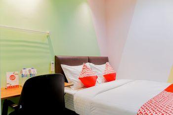 OYO 1199 Orienchi Room Near RSU Kecamatan Taman Sari Jakarta - Standard Double Room Regular Plan