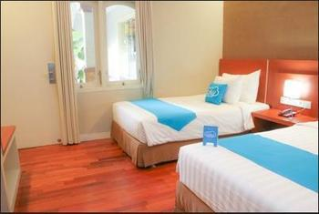 Airy Klojen Gajayana Slamet Riyadi 1 Malang - Premiere Twin Room Only Regular Plan