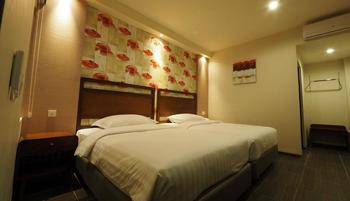De'Boutique Style Hotel Malang - Superior Twin Bed Room Only Promo PDKT