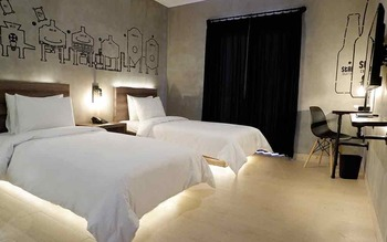 Stark Boutique Hotel and Spa Bali Kuta - Stark Superior Room Only Regular Plan