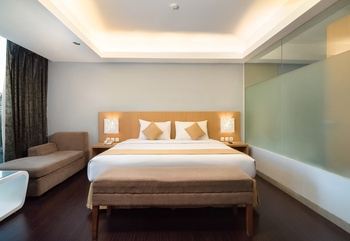 Kyriad Royal Seminyak Bali Bali - Deluxe Room Basic Deal