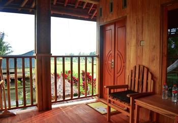 Lesehan Cahaya Tetebatu Inn Lombok - Standard Twin Lower Level Regular Plan