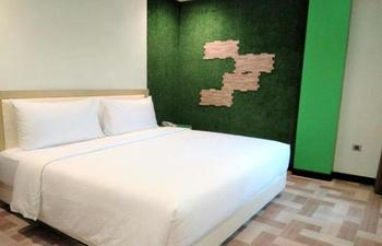 Sevensix Hotel Balikpapan Balikpapan - Superior Double Room Only Regular Plan
