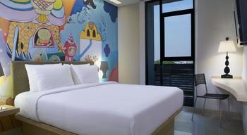 Artotel Surabaya - Studio 20 Double atau Twin Regular Plan