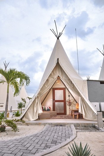 The ANMON Resort Bintan Bintan - Deluxe Glamp Tent Indonesia Residents only 64% Flexible Weekday Offer