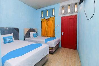 Airy Syariah Trikora 1 Pekalongan Pekalongan - Standard Twin Room Only Regular Plan