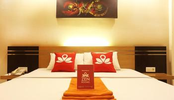 ZenRooms Legian Dewi Sri - Double Room Only Regular Plan