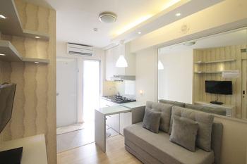 Apartemen Bassura City by Stay360 Jakarta - 2 Bedroom Executive Regular Plan