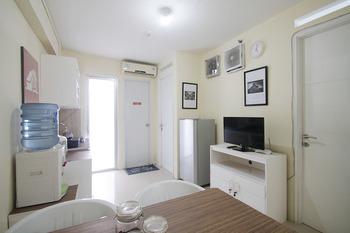 Apartemen Bassura City by Stay360 Jakarta - 2 Bedroom Promo Regular Plan