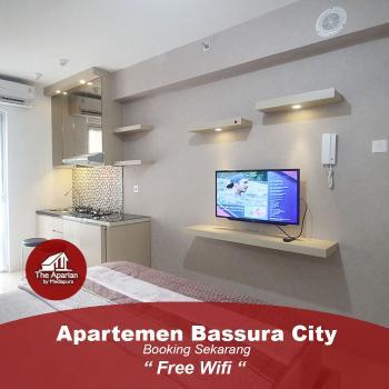 Apartemen Bassura City by Aparian Jakarta - Studio Room Big Deals