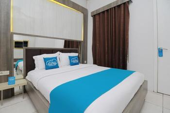 Airy Sukolilo Nginden Intan Timur Enam F1 3 Surabaya - Deluxe Double Room Only Regular Plan