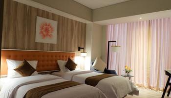 Grand Orchardz Hotel Rajawali Kemayoran Jakarta Jakarta - Deluxe Room Twin FLASH SALE