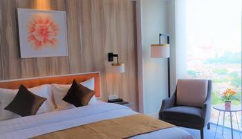 Grand Orchardz Hotel Rajawali Kemayoran Jakarta Jakarta - Executive Deluxe King FLASH SALE