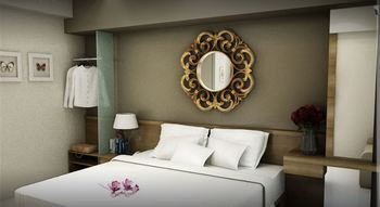 Cosmy Apartment Pakuwon Mall Surabaya - Deluxe Room With Pool View Room Only NR LM 0-3 Days 43%