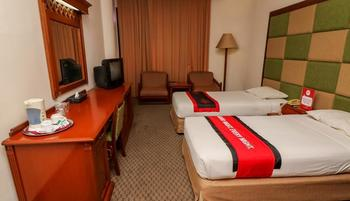 NIDA Rooms Pluit Selatan 2 Ancol - Double Room Double Occupancy NIDA Fantastic Promo