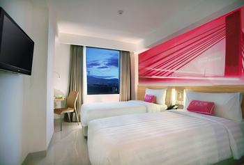 Favehotel Hyper Square Bandung - Standard Room with Dinner ( Only For 1 Person) Regular Plan
