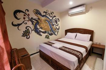 De Hostel Yogyakarta - Standard Double atau Twin Bed Regular Plan