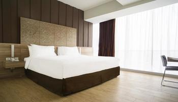Grand G7 Hotel Jakarta - Deluxe Double Room Regular Plan