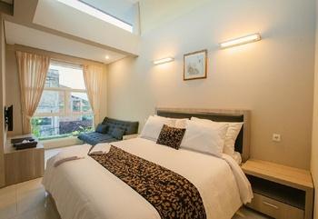 Bali True Living Apartment Bali - Master Suite with Balcony Regular Plan