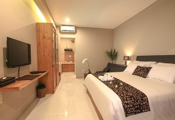 Bali True Living Apartment Bali - Premier Suite with Balcony Regular Plan