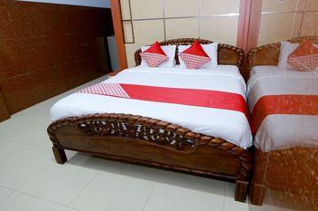 OYO 1669 Hotel Vista Syariah Bengkulu - Deluxe Double Room Early Bird Deal
