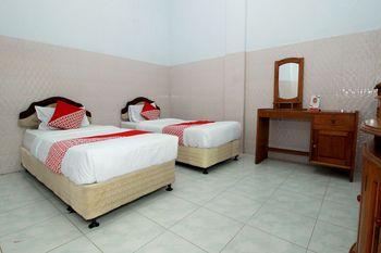 OYO 1669 Hotel Vista Syariah Bengkulu - Standard Twin Room Early Bird Deal