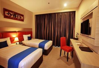 Asoka Luxury Hotel Lampung - Superior Twin Room Regular Plan