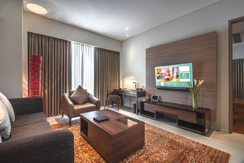 Oakwood Hotel & Residence Surabaya Surabaya - Two Bedroom Regular Plan