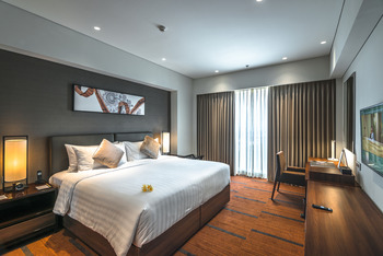Oakwood Hotel & Residence Surabaya Surabaya - One Bedroom Executive Room Only Regular Plan